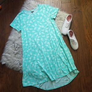 Mint LuLaRoe Disney Kermit the Frog Muppet Carly
